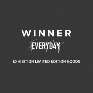 WINNER(WINNER)-海报套装和明信片套装(展览限量版)
