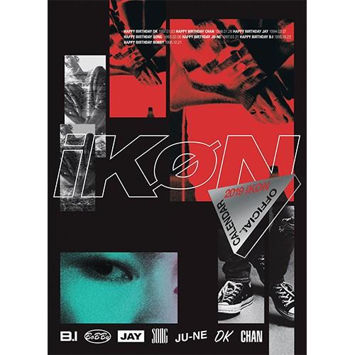 IKON- [iKON 2019官方日历]