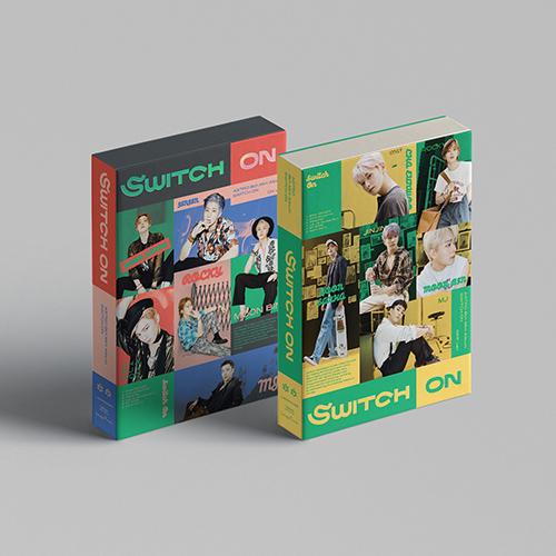 아스트로(ASTRO) - 8th Mini Album [SWITCH ON] (ON+OFF SET Ver.)